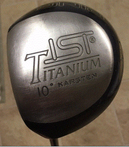 Ping ISI 10 degree Driver (Left Handed)