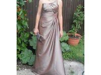 Bridesmaid/Prom dress Mori-Lee size 10/12