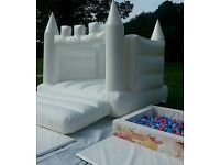 Wedding Bouncy Castle Hire in West Yorkshire