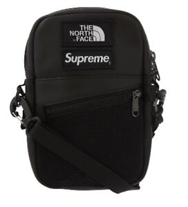 Supreme TNF FW18 Black Shoulder Bag