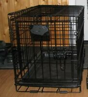 Cage a chien pliable - Crate for dog (foldable)