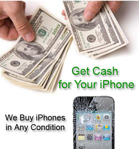 Cash for Apple Products, IPhones, IPods, and IPads $200
