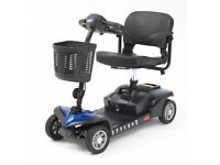 Wanted Drive Style + Mobility scooter (Blue) to replace my two year old model that is not working.