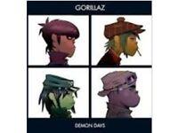 Gorillaz - Demon Dayz Festival - 4 x Priority Tickets
