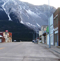 COMMERCIAL SPACE FOR LEASE IN CROWSNEST PASS, AB