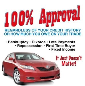 Kamloops Car and Truck Loans. Any Credit. We Approve You