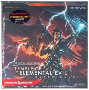 Dungeons and Dragons Temple of Elemental Evil (NEUF)