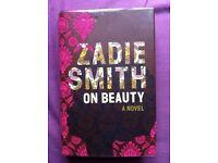 On Beauty - Zadie Smith Hardback