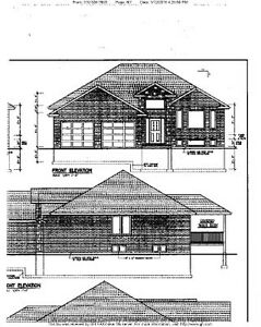 UNDER CONSTRUCTION NEW STYLE RAISED RANCH  SOLD