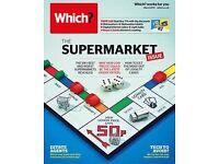 Which? Consumer magazines