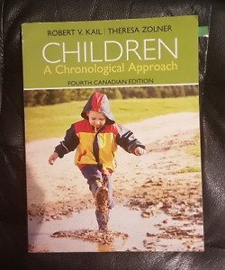 Children A Chronological Approach (Fourth Canadian Edition