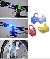 2 Bike Bicycle LED  Head/Rear Fash Light