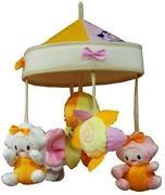 Babybett Spieluhr