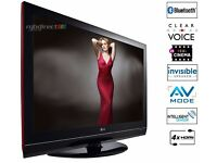 42 INCH LG FULL HD LCD TV WITH BLUETOOTH, USB AND FREEVIEW ***DELIVERY IS POSSIBLE***