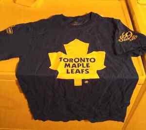 Toronto Maple Leafs t-shirt Kitchener / Waterloo Kitchener Area image 1