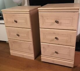 Alston 3 drawer bedroom chest