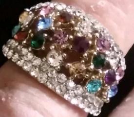 New Ladies Ring Size S