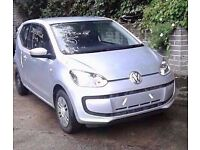 2014 VW MOVE UP 1.0 PETROL BREAKING FOR PARTS