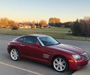 2004 Chrysler Crossfire Manual, Leather, Heated Seats