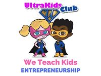 Private Tuition - Teaching Kids Entrepreneurship, 7-18yrs old