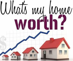 **FIND OUT WHAT YOUR HOME IS WORTH**