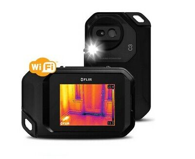 Flir C3 Compact Thermal Camera With Wi-fi And Warranty