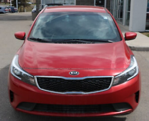2018 Kia Forte LX! ONE OWNER!! MINT CONDITION! NO ACCIDENTS!