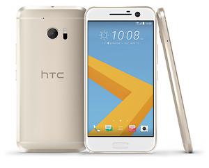 Factory Unlocked HTC 10 w/ case and screen protector