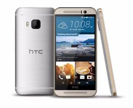HTC One M9 Silver - 32gb