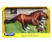 Race Horse Figurine