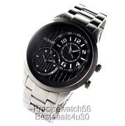 Guess Watch Men Silver