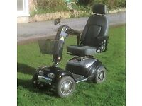 TOP OF THE RANGE Sterling Diamond Mobility Scooter for Sale - In Excellent Condition, like new!