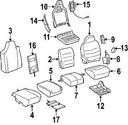 Ford Factory Oem Seat Covers