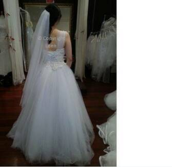 Wedding Dress and Accessories Package Australian Made Sydney City Inner Sydney Preview