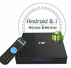 T9 -64GB Android Box-Fully loaded
