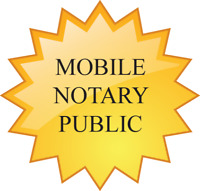 Notary Public, Oaths Commissioner, Signing Agent, Process Server