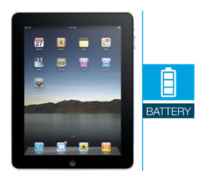 iPad 1st Generation Battery Replacement By Nanotech Repair