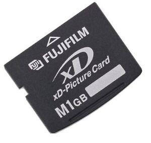 2 FujiFILM xD Picture Cards M 1GM