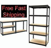 Heavy Duty Plastic Shelving