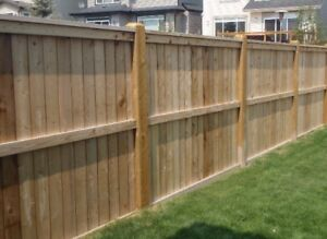 Carpenters looking to build your new deck or fence
