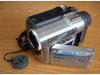 Panasonic mini Dv camcorder