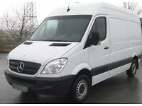 Man and Van 24/7 Short Notice From £15/hr London, All the UK