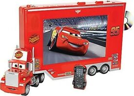 Pixar cars 'Mack' tv
