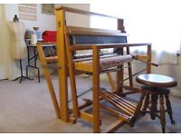 Leclerc Artisat Folding Weaving Loom