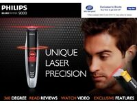 Philips beard trimmer series 9000 new