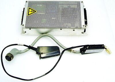 Pfeiffer Vacuum Tcp 120 Rs232 Turbomolecular Vacuum Pump Controller