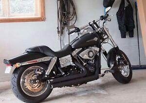 FXDF FAT BOB Harley Davidson