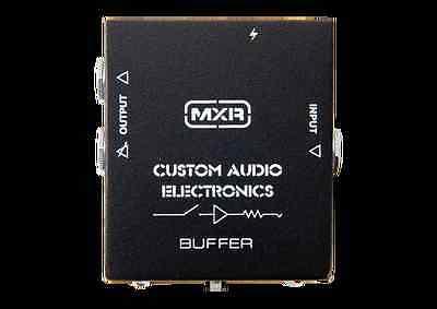 MXR MC406 CAE Buffer Guitar Pedal / Stomp Box