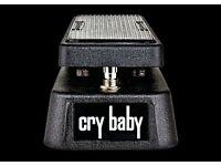 CRY BABY® WAH WAH GCB95 - USED FEW TIMES - CHEAP