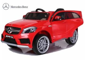 LICENSED MERCEDES A45 AMG RIDE-ON TOY